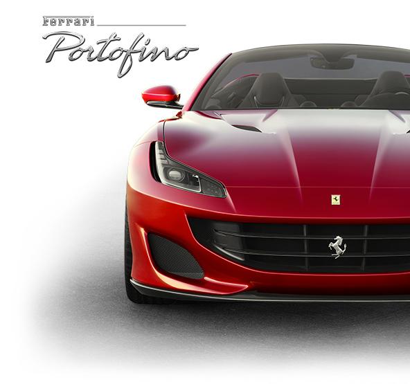 Ferrari Portofino Silicon Valley Ferrari Test Drives